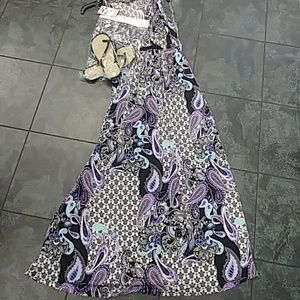 Womens dress add the flips for a total of 30